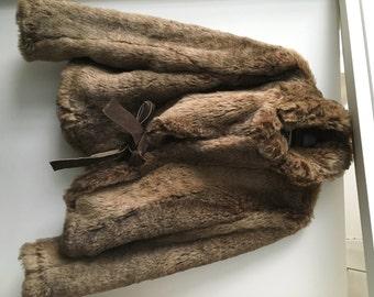 Faux Fur size 36
