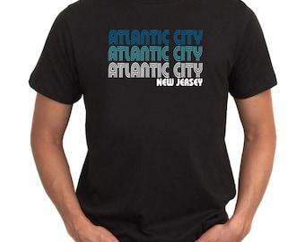 Atlantic City State T-Shirt