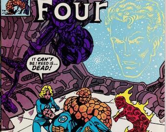Fantastic Four #255 - June 1983 Issue - Marvel Comics - Grade NM