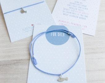 Friendship bracelets MENAkids / fish