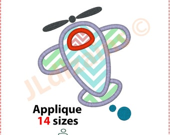 Airplane Applique Design. Airplane embroidery design. Embroidery airplane. Applique airplane. Plane embroidery. Machine embroidery design