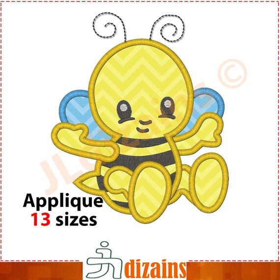 abeja del bebé diseño de la aplicación. diseño de la por JLdizains