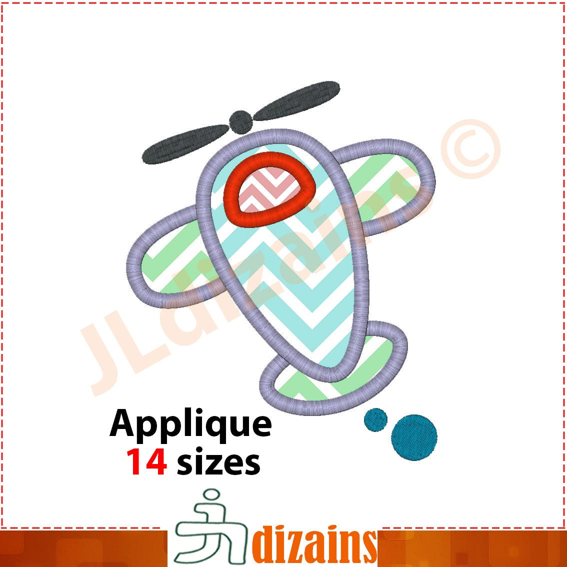 airplane applique design machine embroidery design. Black Bedroom Furniture Sets. Home Design Ideas