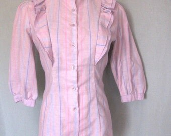 Vintage Levi Strauss & Co. Blouse 1980s