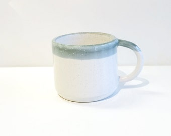 Humble Mug with a touch of green