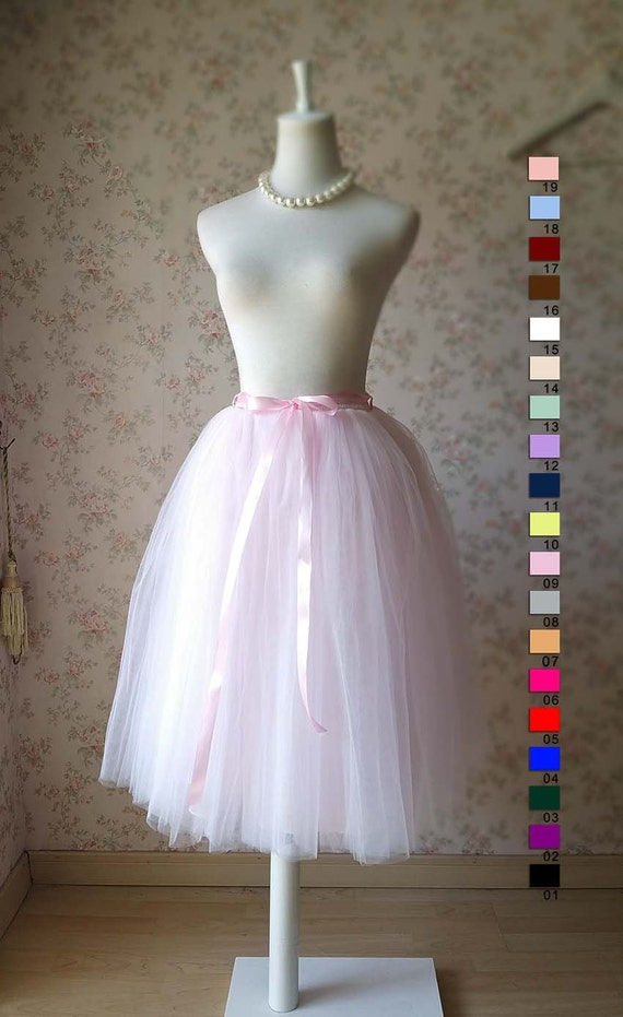 pink tutu skirt tulle skirts for by