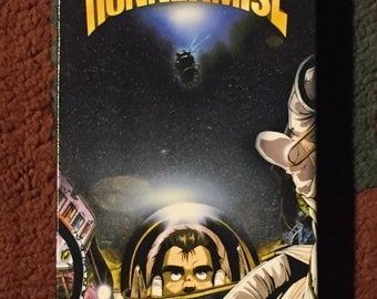 The Wings of Honneamise - VHS - 1995 - Manga - Anime