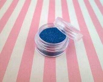 Blue Kawaii Fake Sugar Sprinkles / 8 grams, good for fake cookies and desserts