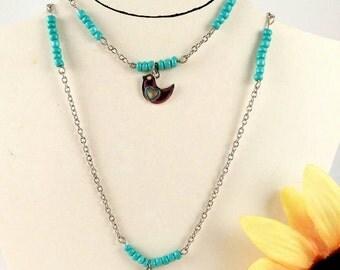 Love bird jewelry, set