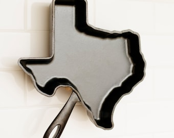 Cast Iron cookware, Texas