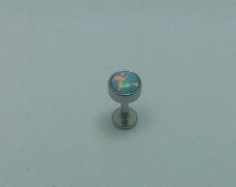 Helix stud, stainless steel, surgical steel 316L