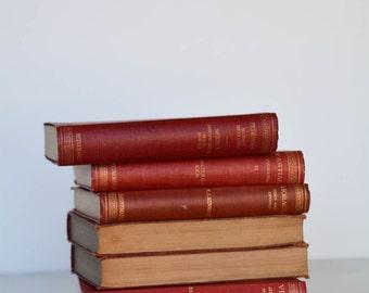 Set of 7 Roman Classics Hardback Books/ Loeb Classical Library