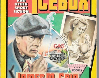 James M. Caine The Baby in the Icebox Hardboiled Detective Fiction Short Stories 1930s Noir Crime