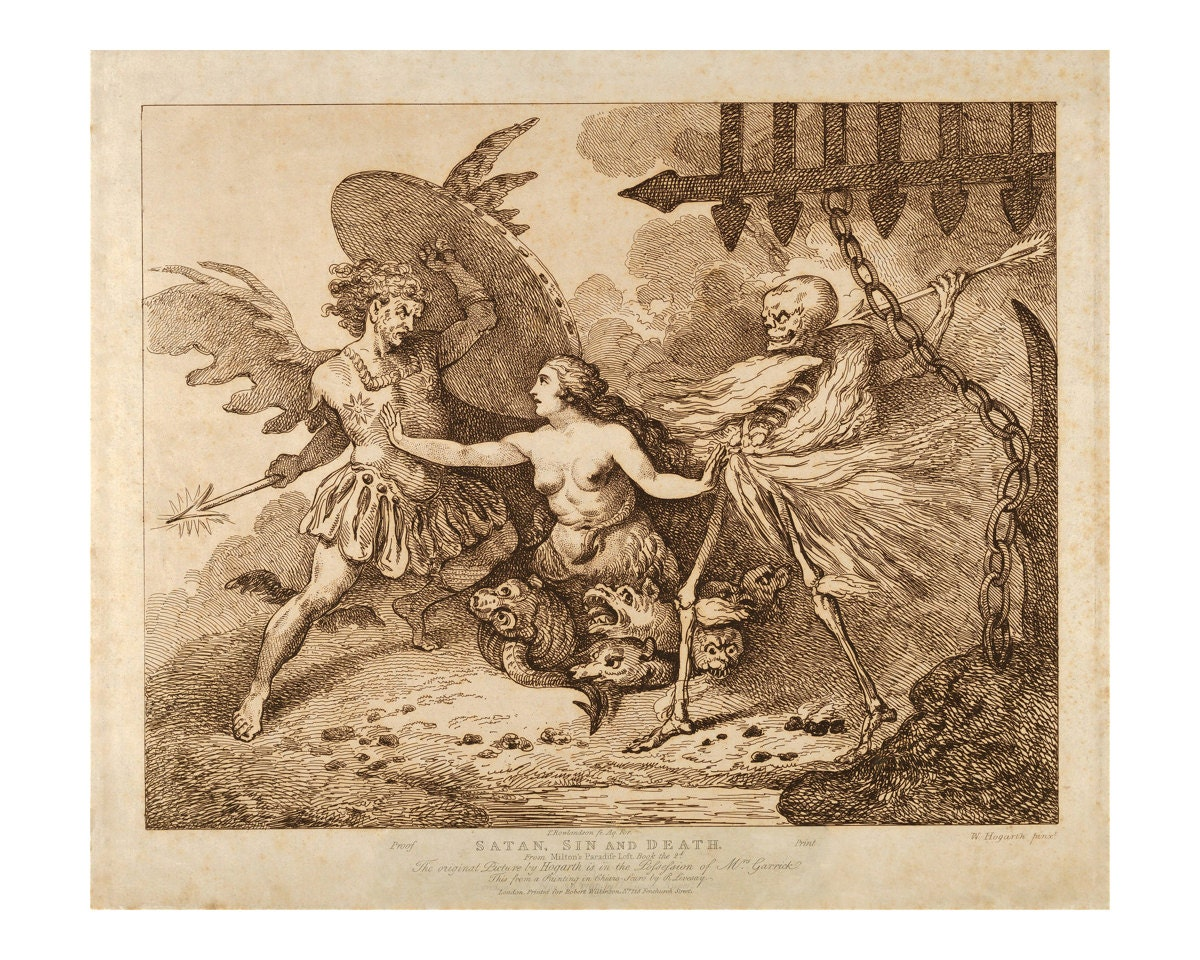paradise lost original sin In 1667, john milton published his volume of epic poetry titled paradise lost: a poem in ten books wherein he, emulating the shepherd-prophet-poet role of moses, proposes his arguments regarding the genesis, the original sin and the subsequent fall of man.