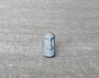Moai Head Magnet (Easter Island Statue)