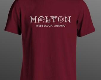 Malton Mississauga Ontario T-shirt Free Shipping