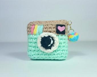 Amigurumi Crochet Keychain One Smart Cookie Desk by ...