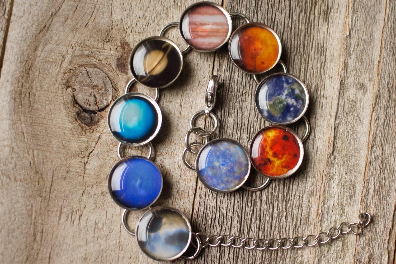 solar system bracelet - photo #21
