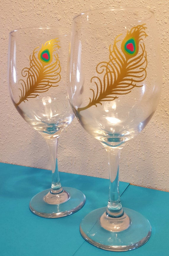 Extra large white wine 20 oz glasses set of 2 by for Large white wine glasses