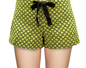 Lime Boxer Shorts