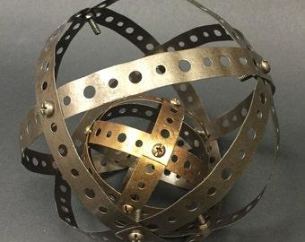 Metal Spheres (Set of Two)