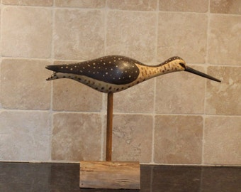 Yellowlegs Shorebird Decoy