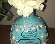 Tequila makes me crazy \\ Patron Bottles