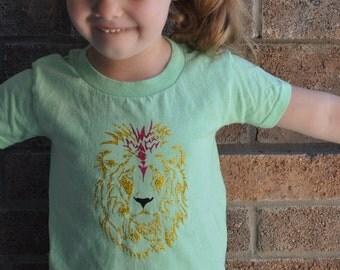 Mohawk Lion