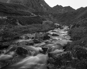 Mountain Stream- Landscape Photography Print