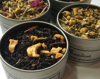 Akron House Loose Leaf Tea Sampler