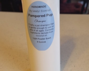 Pampered Pup Shampoo