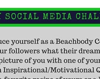 Social Media Daily Templates