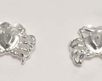 Small Crab Earrings
