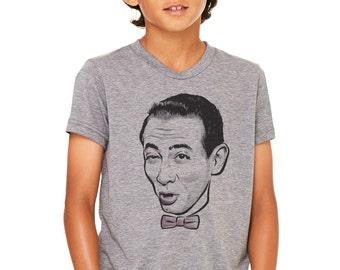 Pee Wee: Kid's Unisex Soft Blend T-Shirt