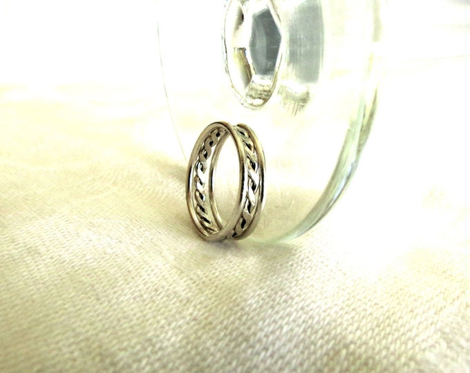 Stacking Rings, Modern Stackable Sterling Silver Rings, Silver Stack Rings, Handmade Rings, Gift for Her