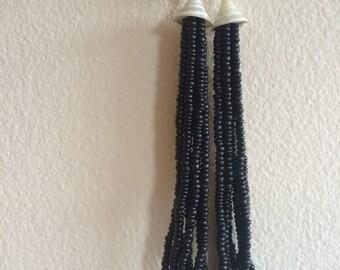 V I N T A G E / Beaded Strand Necklace