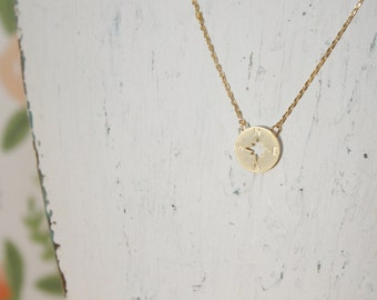Compass Necklace, Compass Bracelet, Traveler, Wanderlust, Graduation Gift, Travel, Student Gift, Gift for Her