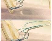 Vtg YSL Yves St. Laurent Eyeglasses - Luxe Detail