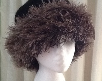 Russian Style Felted Hat