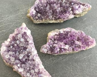 Amethyst Crystal Specimen