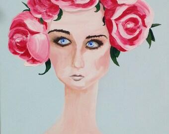 Rose - by Barbara Fitz