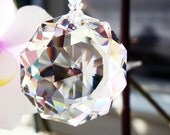 Swarovski Crystal Suncatcher Prism Hanging Crystals Sun Catcher Feng Shui Decor