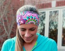Buy Any 2 get 1 FREE!!! Yoga Headbands, Workout Headband, Running Headband, Non Slip Headbands, Wide Headband, Boho, Fitness Headband