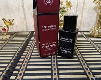 Antaeus Chanel 50ml. EDT Vintage US version
