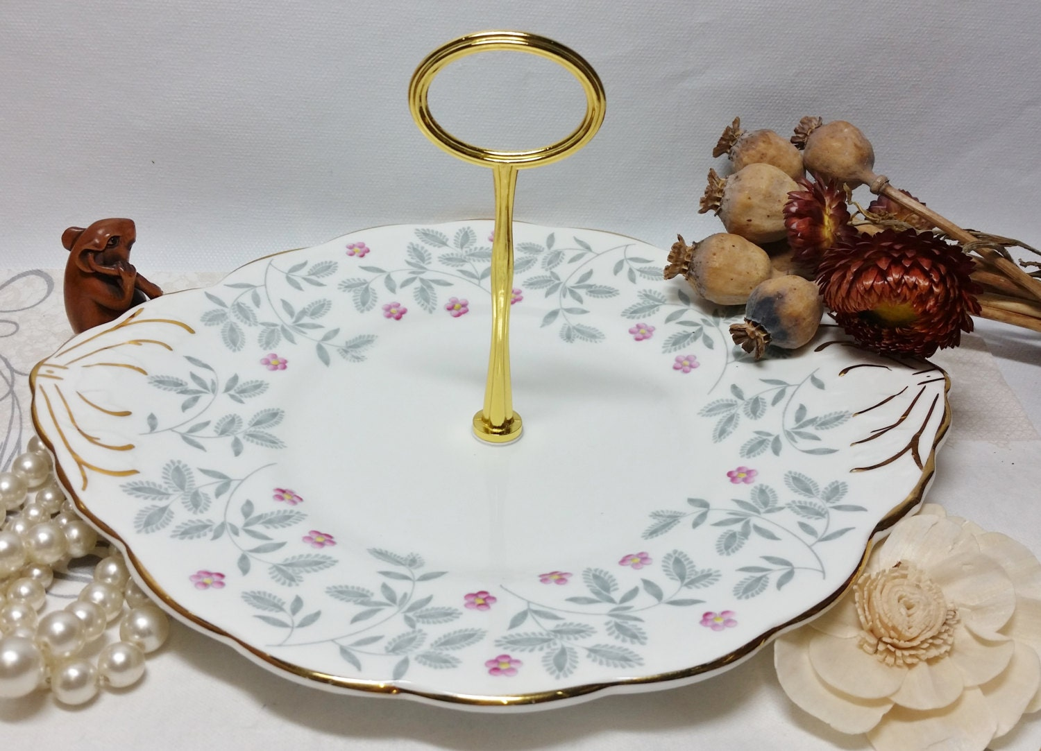 Two Tier Cake Stand Fittings