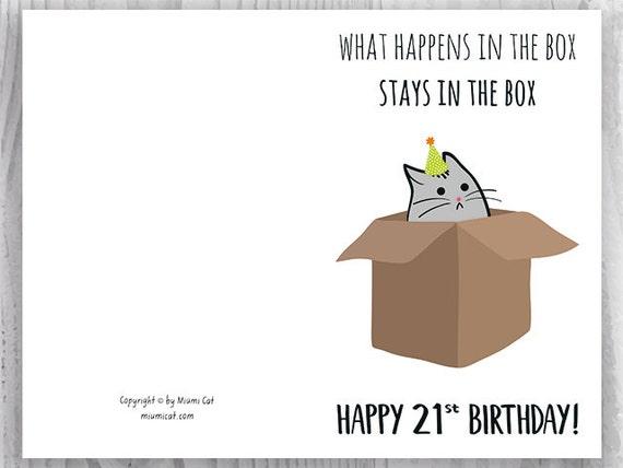 21st Birthday Printable Cards Funny 21st Birthday Cards – Happy 21st Birthday Cards to Print