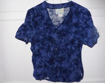 Shirt COLOURS size 38 - 1980s