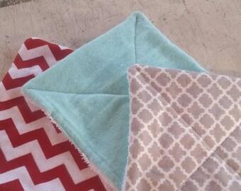 Cute and Soft Washcloths, Set of 3 Washcloths