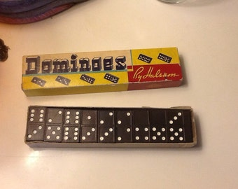 Dominoes by Halsam