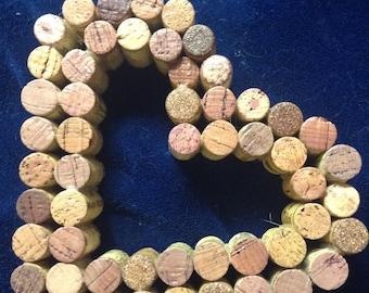 Handmade Wine Cork Wall Decor